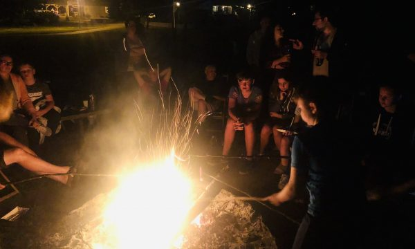 kruklanki-2021-ognisko